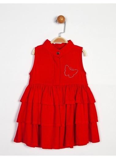 Panolino Elbise Kırmızı